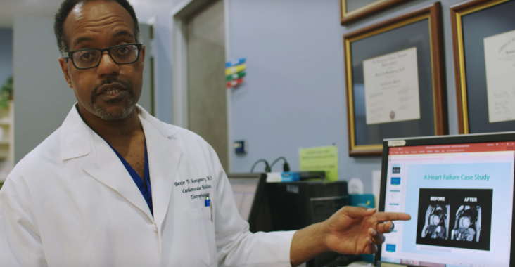 Houston Doctor Saves Lives Using Food As Medicine