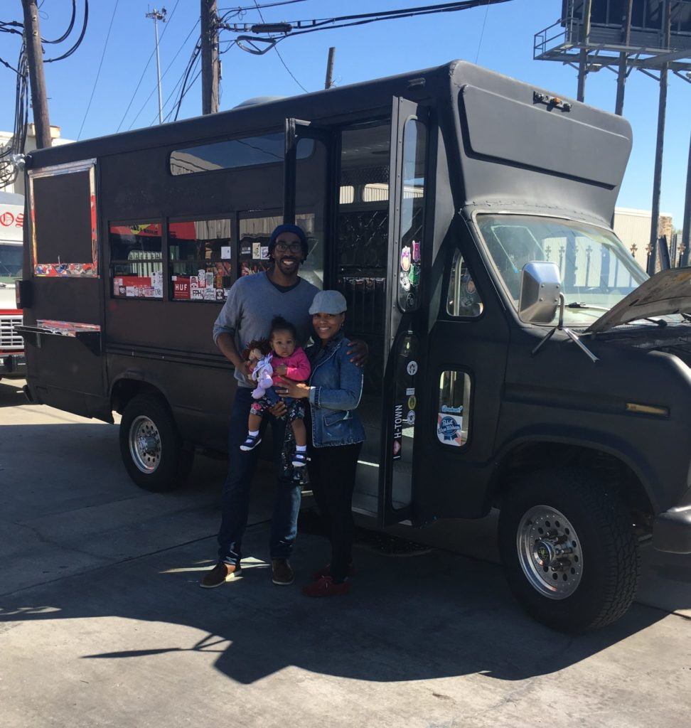 Food Truck Baby Steps